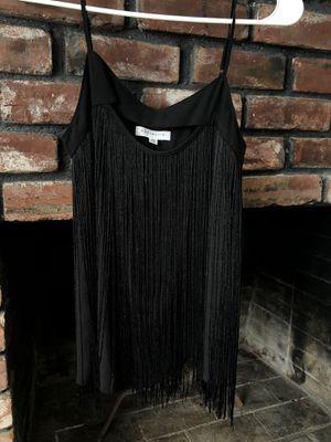 Black Fringe Top for Sale in Sacramento, CA