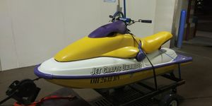 95 hx race ski!!! All fresh!! Serious riders only!!! for Sale in Akron, OH