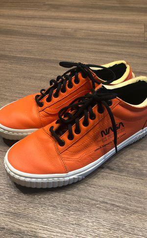 NASA Vans (Size 11) Firecracker Orange (Limited) for Sale in Seattle, WA