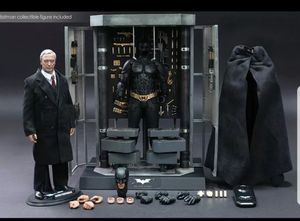 Hot toys batman armory 1/6 scale for Sale in Rosemead, CA