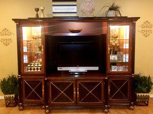 A.R.T Furniture entertainment center for Sale in Estero, FL