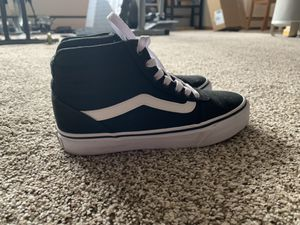 Basically New High top Vans for Sale in Seattle, WA