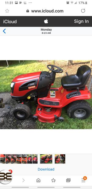 Craftsman Lawn Tractor for Sale in Richmond, VA