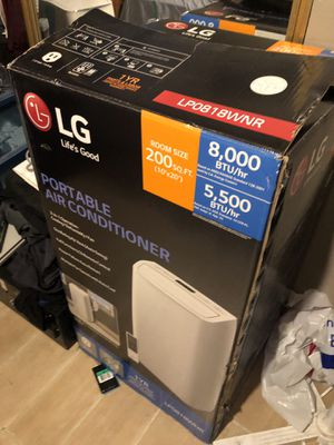 Lg portable ac for Sale in Carson, CA