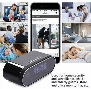 WiFi App Enabled Hidden Spy Surveillance Alarm Clock Camera for Sale in Las Vegas, NV