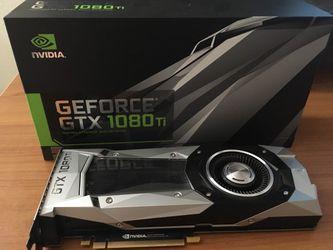 Nvidia 1080TI for Sale in Chino,  CA