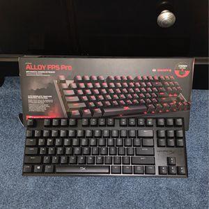 Alloy FPS Pro gaming keyboard for Sale in Bensalem, PA