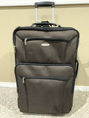 Brown Suitcase with wheels! for Sale in Gresham, OR