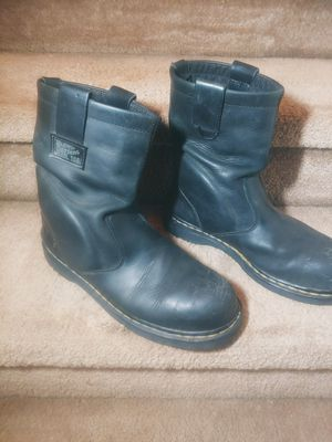 Dr Marten Steel toe work boot size 10 for Sale in Austin, TX