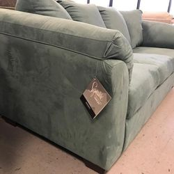 👉In Stock 🤙Ashley Brand New [SPECIAL] Darcy Sky Living Room Set 👈Sofa And Loveseat 🤙 for Sale in Lanham,  MD