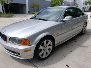 2001 BMW 325CI for Sale in Fort Lauderdale, FL