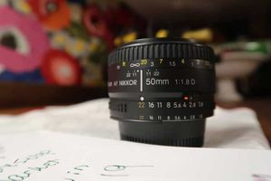 Nikon 50mm f1.8d for Sale in Bloomington, IL