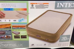 ThermaLux microcell air mattress for Sale in Nashville, TN