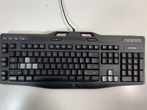 Logitech Gaming Keyboard for Sale in Los Angeles, CA