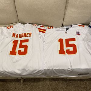 Nfl Jerseys- Chiefs, Bucs, Packers, Raiders $45 Or 2 For $80! for Sale in Bakersfield, CA