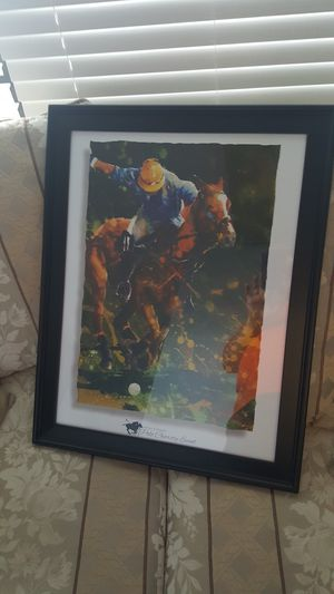 Polo picture from local event for Sale in Port St. Lucie, FL