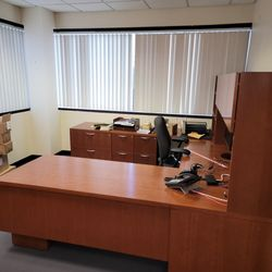 9x9 Steelcase Private Office for Sale in Fresno,  CA