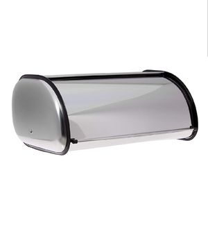 Home-it Stainless Steel Bread Box for kitchen, bread bin, bread storage Bread holder 16.5x10x8 for Sale in undefined