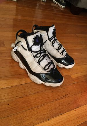 6 ring Jordan's for Sale in Sunbury, PA