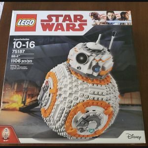 Star Wars Lego BB-8 for Sale in Hummelstown, PA