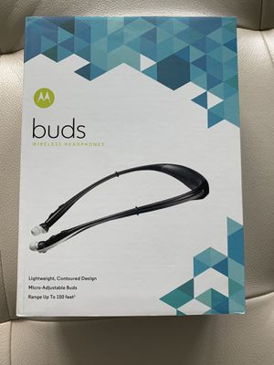 Motorola Bluetooth headset HD stereo for Sale in Tampa, FL