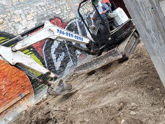 Excavator And Bobcat for Sale in Miami,  FL