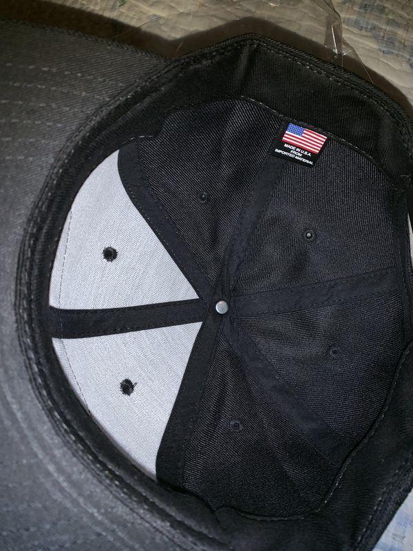 Fuct Ford Oval Logo Parody SnapBack Hat