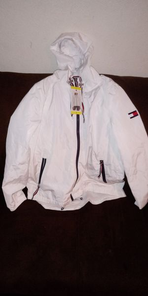 BRAND NEW TOMMY HILFIGER WOMENS WINDBREAKER S, M, L $50ea. for Sale in Pico Rivera, CA