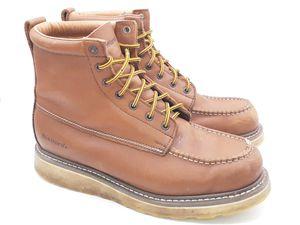 "DieHard Mens SureTrack 6"" Brown Leather Soft Toe Work Boot 84994 Size US 12 D for Sale in Hayward, CA"