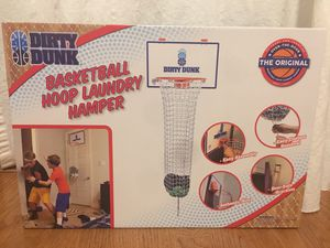 Basketball hoop laundry hamper for Sale in Miami, FL