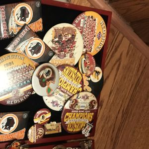 Redskins Collectables for Sale in Frederick, MD