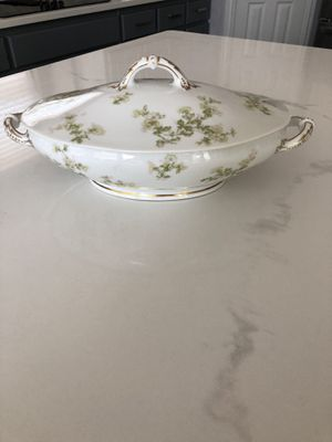 Haviland Limoges Bowl & Cover for Sale in Plano, TX