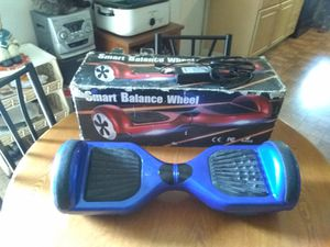 SMART BALANCE HOVERBOARD 120$ for Sale in Oregon City, OR