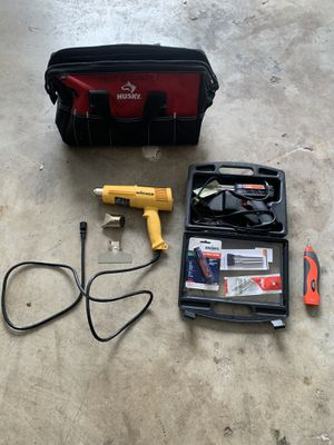 Soldering iron and heat gun for Sale in Fort Lauderdale, FL