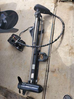56 trust lbs motorguide trolling motor for Sale in Dallas, TX