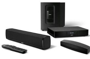 Bose SoundTouch 120 Home Theater System for Sale in Tacoma, WA