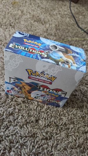 Pokemon gaming cards packs - Total of 36 for Sale in El Cajon, CA