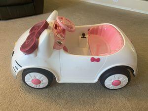 Hello kitty car for Sale in Phoenix, AZ