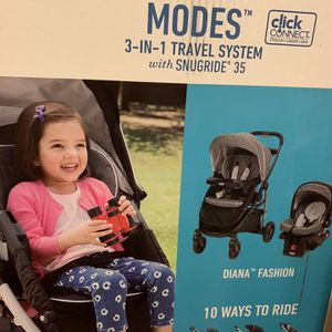 Stroller And Car Seat for Sale in Boston, MA