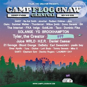 🎤🔥⛺️🌋 CAMP FLOG GNAW CARNIVAL 🎡 (2) 2 DAY WRISTBANDS SAT & SUN OCT 9-10 🎤🔥⛺️🌋🍺🍻🍹🍷🎟🎟 $250 EACH 🔥🔥@ THE DODGER STADIUM 🏟 for Sale in Lynwood, CA