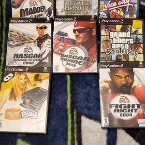 Playstation 2 Games for Sale in Aberdeen, WA