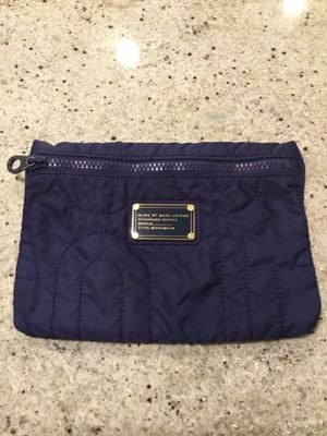 MARC BY MARC JACOBS quilted purple clutch bag for Sale in Seattle, WA