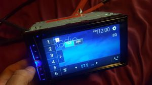 Pioneer double din BLUETOOTH $110 for Sale in Huntington Park, CA