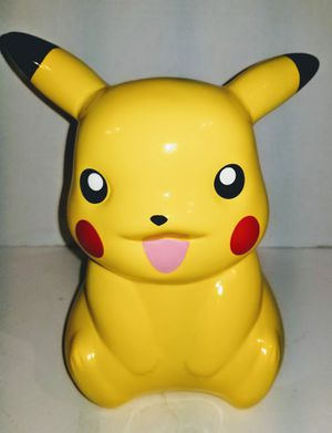 Pikachu Piggy Bank for Sale in Chapel Hill, NC