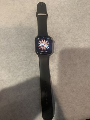 Apple Watch Series 4 (44mm) Stainless Steel GPS + Cellular for Sale in Clermont, FL