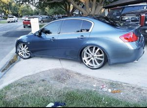 2007 G35 Infinity (Texas car no RUST) for Sale in Streamwood, IL