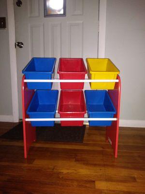 kids Paw Patrol toy storage for Sale in Springfield, MA