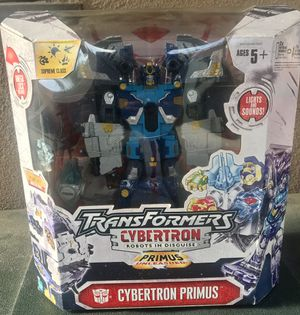 Hasbro Transformers Cybertron Unleashed: Primus Supreme Action Figure NIB Sealed for Sale in Los Angeles, CA