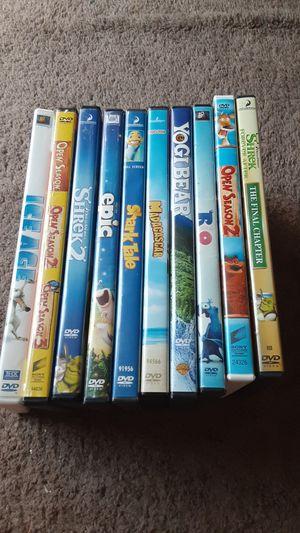 Kids DvD movie lot for Sale in Bakersfield, CA