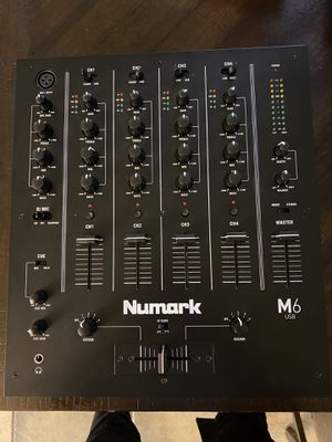M6 USB 4 Channel Mixer by Numark for Sale in Melbourne, FL